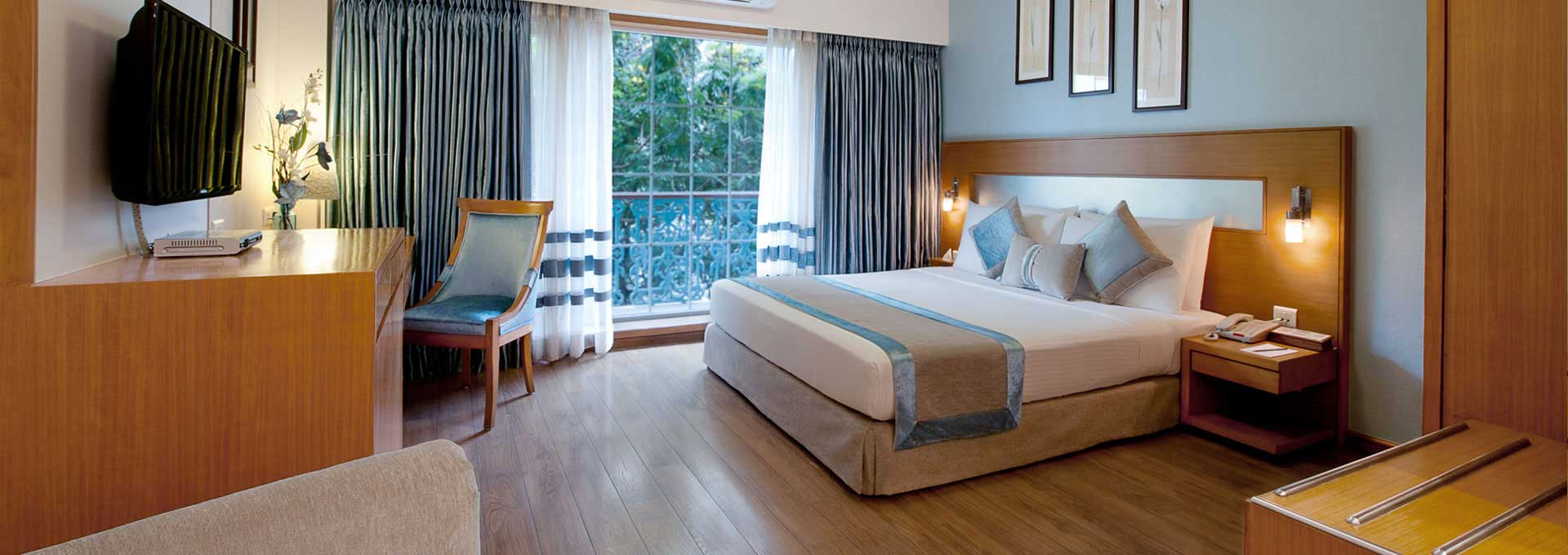 luxury hotels in mumbai
