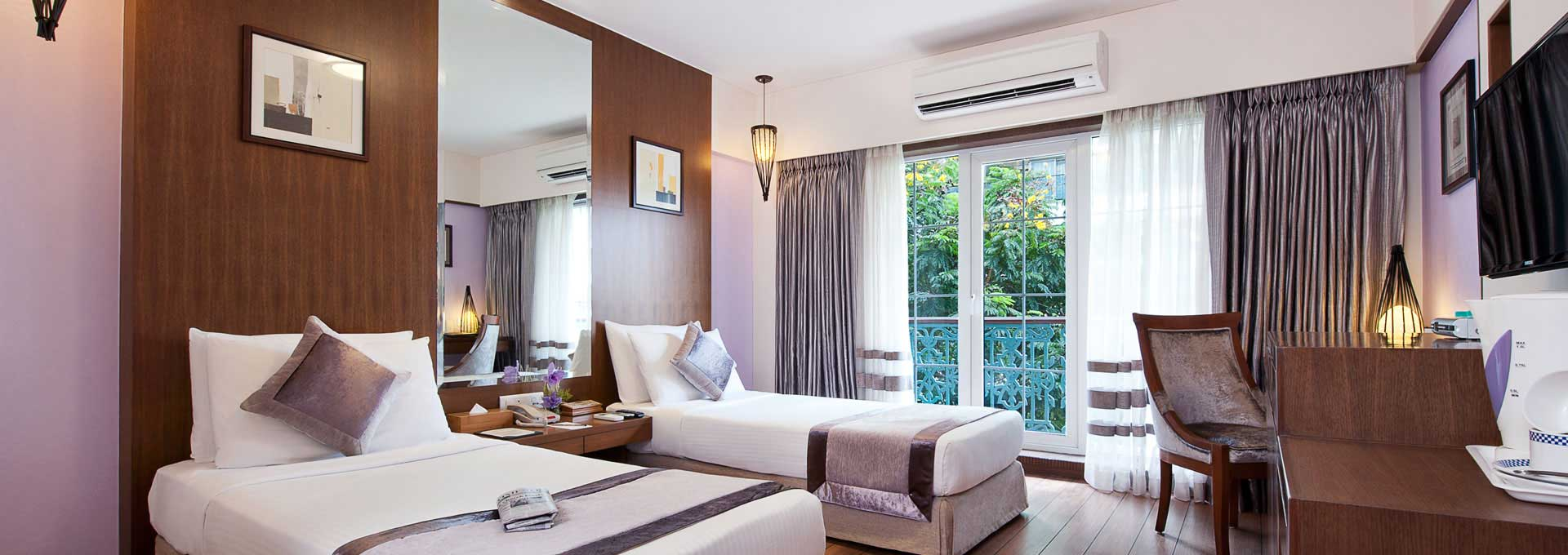 Bed & Breakfast Hotels in Mumbai